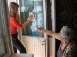 Волгоградские студенты вымоют окна ветеранам