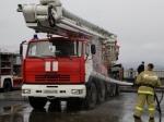 Выставка пожарной спецтехники открылась во Владивостоке