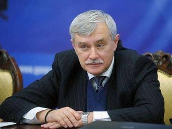 Полтавченко выступил против переезда картин из Эрмитажа