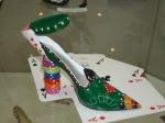 В Ижевске открылась выставка сувенирной обуви