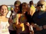 Фестиваль красок впервые прошел в Ижевске