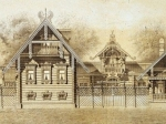 Русская усадьба 19 века: забытое очарование
