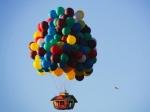 На воздушных шариках через океан