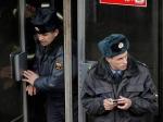 Московская полиция спустилась в подземку