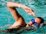 Плавчиха-рекордсменка плыла почти сутки
