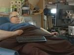 Самый толстый человек в мире нашёл любовь в интернете