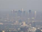 Загрязнение воздуха — основная причина рака лёгких