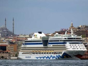 В Стамбуле построят плавучие парковки