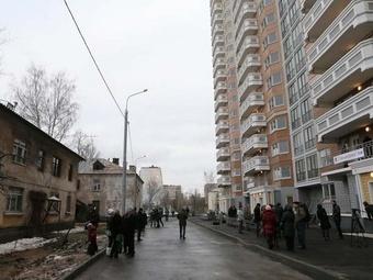В Подмосковной Балашихе 91 семья из числа переселенцев получила новое жильё