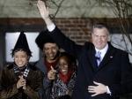 Новый мэр Нью-Йорка присягнул на верность городу