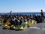 Более тысячи иммигрантов спасены под Сицилией
