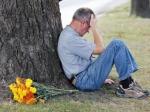 Жители разрушенного землетрясением города в Новой Зеландии почтили память погибших