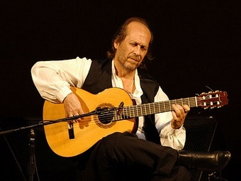 Скончался легенда гитарного фламенко Пако де Люсия