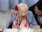 Старейшей женщине планеты исполнилось 116 лет