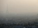 В Париже вводится ограничение движения автотранспорта