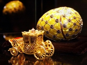Яйцо Фаберже было найдено на среднем западе США