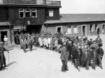 В Стаханове открылась выставка, посвященная узникам концлагерей