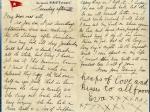 Письмо с «Титаника» продано за $200 тыс