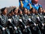 В Казахстане прошел военный парад в честь Дня защитника Отечества