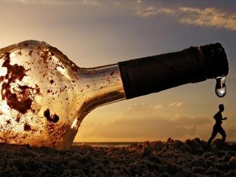 От алкоголя умирает каждый двадцатый житель планеты
