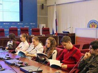 В Петербурге состоялась первая встреча «Школы молодых кандидатов и избирателей»