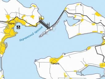 В строительстве крымского моста примут участие заключенные