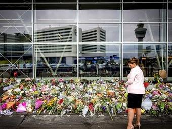 В Амстердаме возведут памятник о жертвах авиакатастрофы в Украине