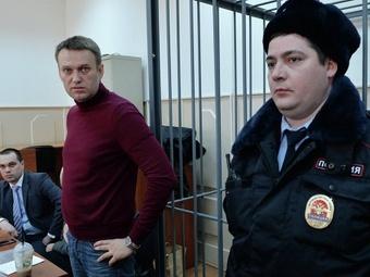 Интернет-трансляция дела братьев Навальных запрещена судом
