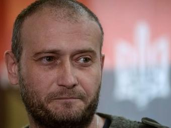 «Правый сектор» угрожает Киеву вооруженным походом