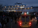 Очевидцы о трагедии на теплоходе «Булгария»