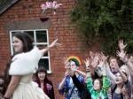 Медитация помогла британской девушке выйти замуж самой за себя