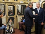 Московский мэр анонсировал сроки запуска нового кольца метро