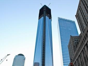 Нью-Йоркский торговый центр открыли по прошествии 13 лет с момента трагедии