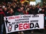 В Дрездене прошли протесты против засилья исламистов в Германии