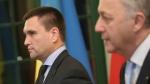 Украина неполучала летальное оружие отсвоих партнеров— Яценюк