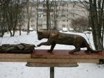 ВПетербурге сделали эскиз памятника кошке Матроске