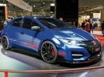 Honda Civic Type Rедет наЖеневский автосалон