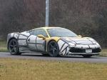 Lamborghini Aventador пойман без камуфляжа