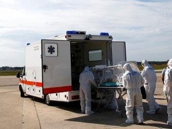 Пациент ссимптомами лихорадки Эбола поступил вбольницу вКалифорнии