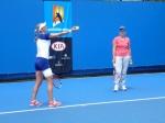 Открытый чемпионат Австралии: Мария Шарапова вышла втретий круг