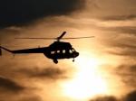 ВИспании разбился вертолет спочти тонной гашиша наборту