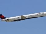 Самолет Delta Airlines совершил экстренную посадку вЛас-Вегасе из-заЧС