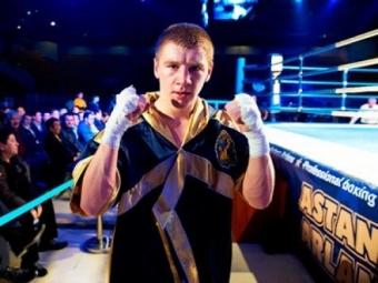 Перспективный украинец впервом раунде нокаутировал американского боксера
