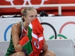 Елена Левченко – не только баскетболистка, но еще и модель