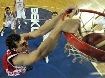 Жуканенко не будет играть в Евробаскете-2011