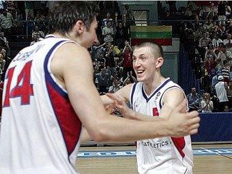 Сборная России по баскетболу обыграла команду Японии в ходе Универсиады-2011