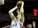 Российская сборная по баскетболу проиграла команде Израиля