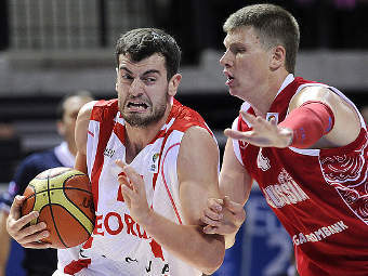 Литовская сборная обыграла Турцию на Евробаскете