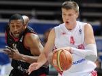 Сборная России обыграла команду Греции