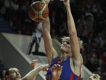 Андрей Кириленко оценил свой дебют в ЦСКА